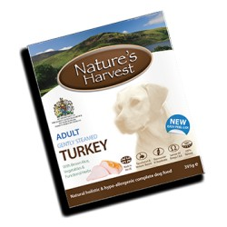Nature´s Harvest - Truthahn & Vollkornreis - 395 g