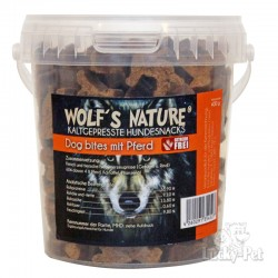 Wolf´s Nature - Dog Bites mit Pferd - 400 g