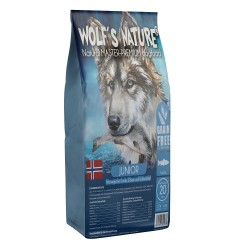 Wolf´s Nature - Junior, Lachs aus Norwegen