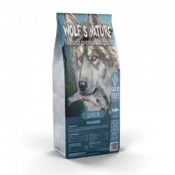 Wolf´s Nature - Junior - Lachs & Kartoffel