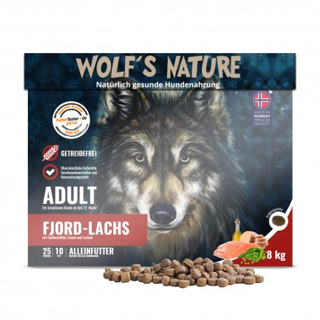 Wolf´s Nature - Fjord Lachs