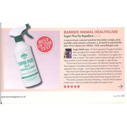 Barrier - Super Plus Fly Repellent with Avocado Coat Conditioner l